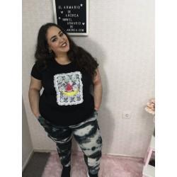 Camiseta talla pequeña Sandia