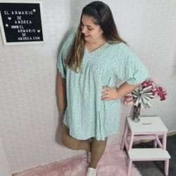 Vestido florecitas MIRELLA