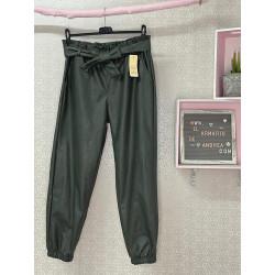Pantalon lazo imitación...